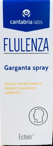 Flulenza spray de garganta (20 ml)