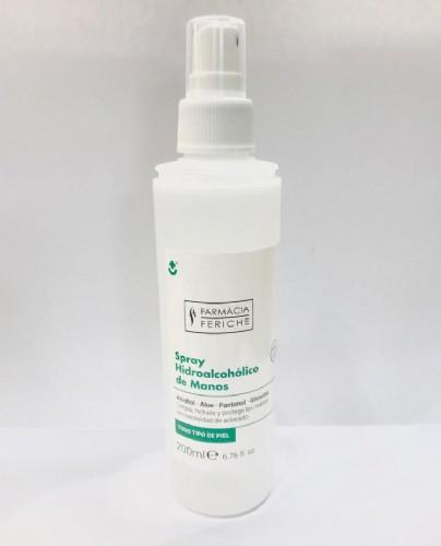 Feriche spray hidroalcoholico 200ml