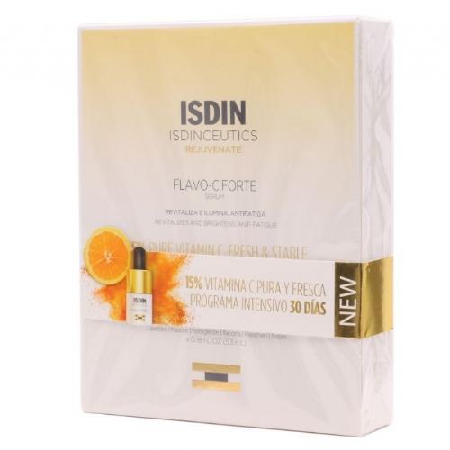 Isdinceutics flavo-c forte (3 unidades)