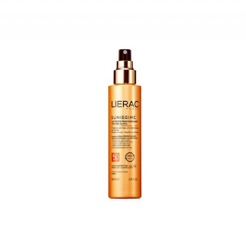 Lierac sunissime lait protector corps spf50