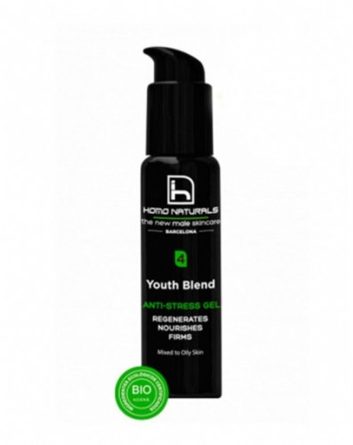 Homo naturals 4. youth blend gel 50ml + REGALO DESODORANTE HOMONATURALS