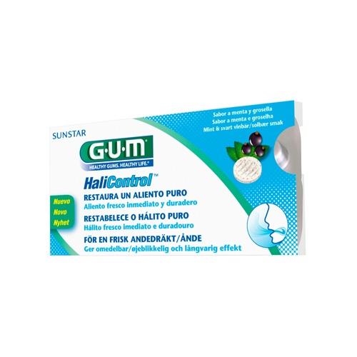 Gum halicontrol (10 tabletas)