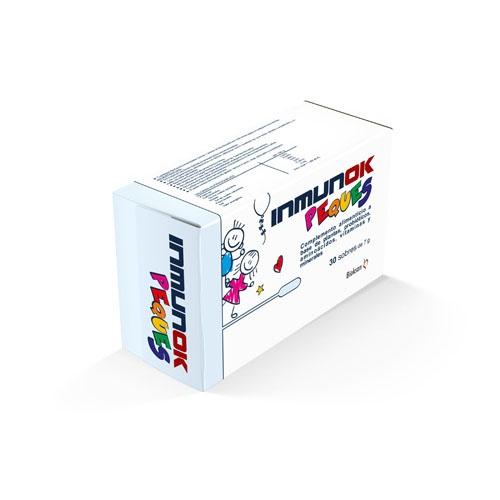 Inmunok peques (30 sobres)