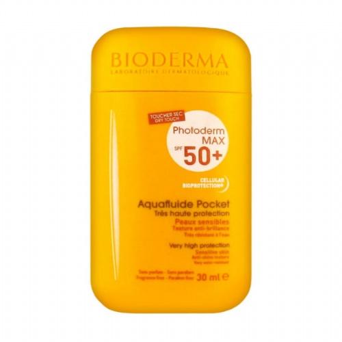 Photoderm max spf 50+ aquafluido - bioderma (pocket tubo 30 ml)