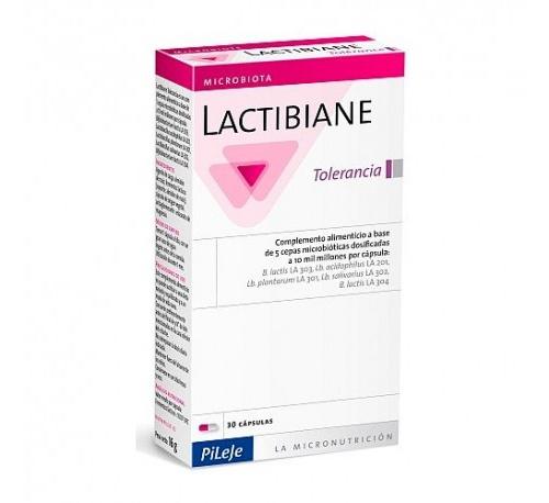 Lactibiane tolerance pileje (2.5 g 30 capsulas)