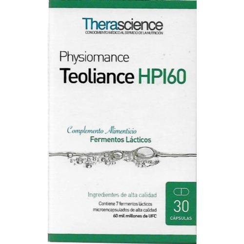 Teoliance hpi 60 (30 capsulas)