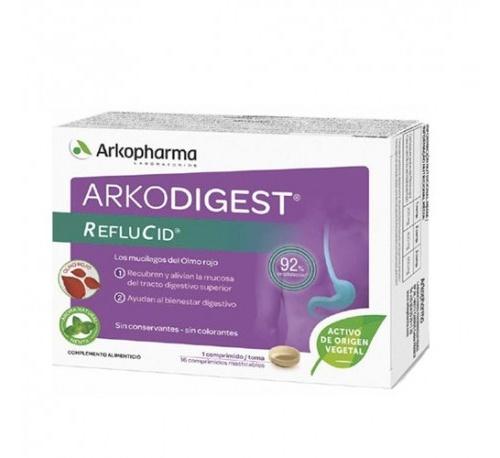 Arkodigest reflucid (16 comprimidos)