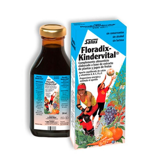 Floradix kindervital (250 ml)