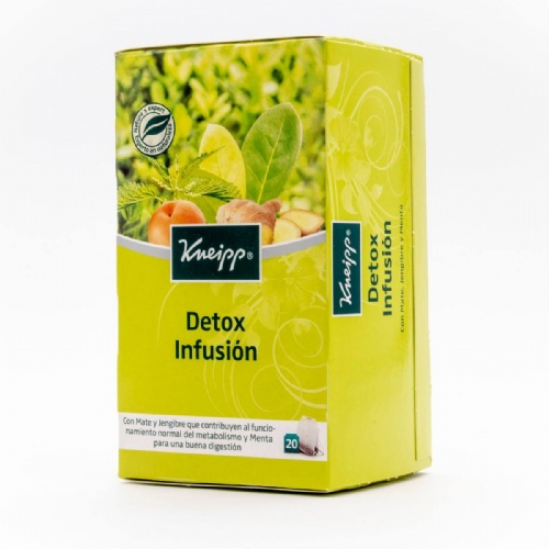 Kneipp detox infusion (20 bolsitas)