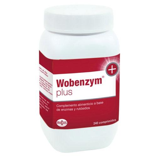 Wobenzym plus (bote  240 comprimidos)