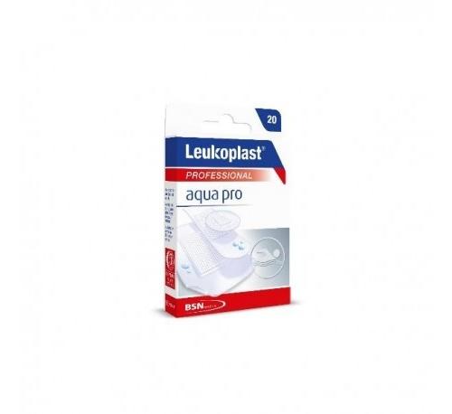 Leukoplast aqua pro - aposito adh (transp 19 mm x 72 mm 10 u)