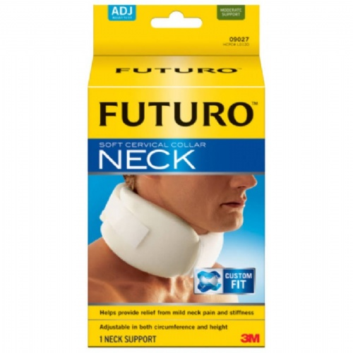 Collarin cervical - 3m futuro (ajustable cuello 27.9 x 50.8 cm)