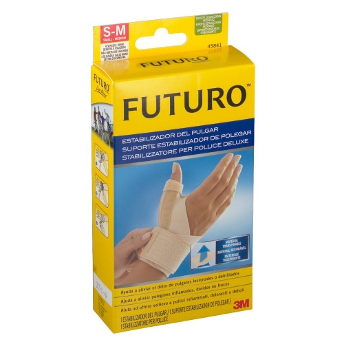 Estabiliizador del pulgar - futuro (t- s/m)