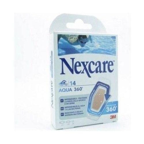 3m nexcare agua 360º - aposito adhesivo (surtido 14 apositos)