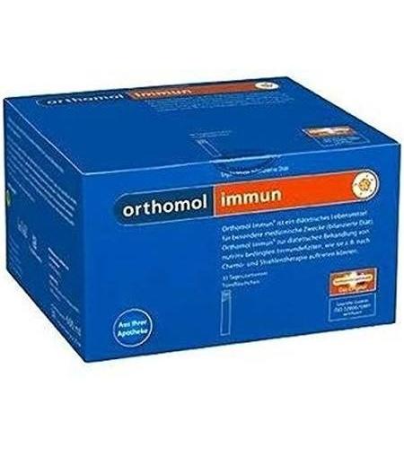 Orthomol immun (vial bebible 20 ml y 2 comprimidos 30 raciones)
