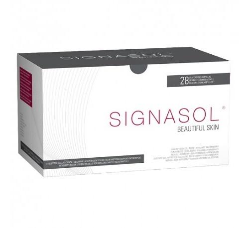 Signasol (28  ampollas bebibles)