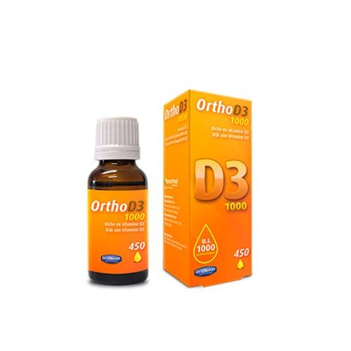 Vitamina d3 ortonat 1000ui
