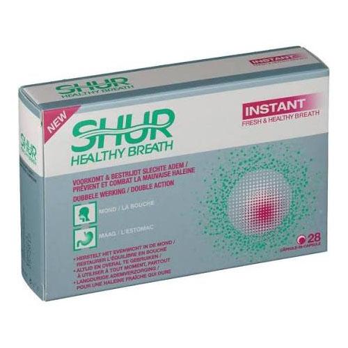 Shur aliento sano (28 capsulas)
