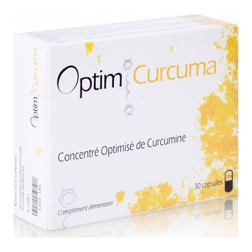 Optim curcuma (45 capsulas)