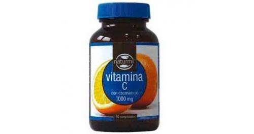 Vitamina c 1000 60 c naturmil