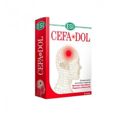 Cefadol (30 tabletas)