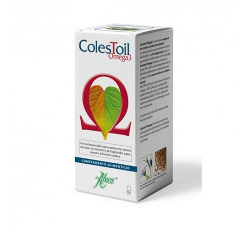 Colestoil omega3 (100 capsulas)