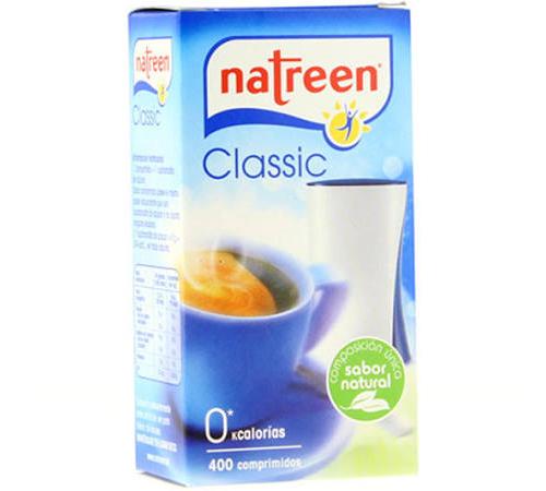 Natreen classic - sacarina y ciclamato (400 comprimidos)