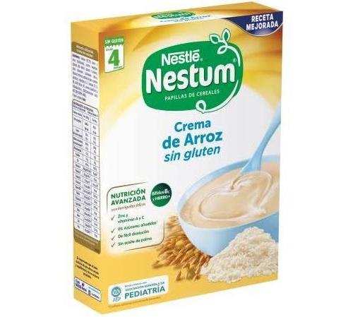 Nestle papilla 5 cereales sin leche (900 g)