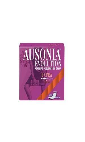 Absorb inc orina muy ligera - ausonia evolution (extra 10 u)