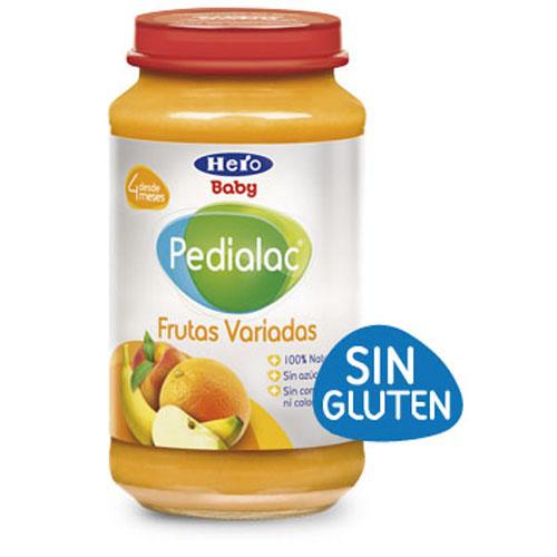 Pedialac frutas variadas - hero baby (235 g)