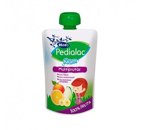 Pedialac ñam - hero baby (100 g bolsita multifrutas)