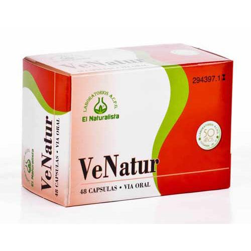 Venatur  el naturalista (48 capsulas)