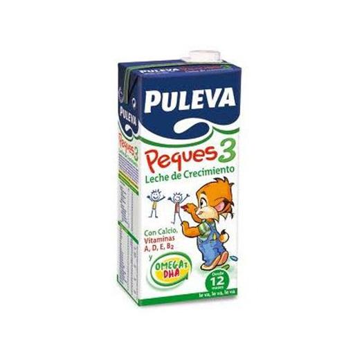 Puleva peques 3 leche de crecimiento (uht slim 1 l)
