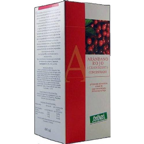 Arandano rojo cranberry jugo concentrado (1 envase 490 ml)