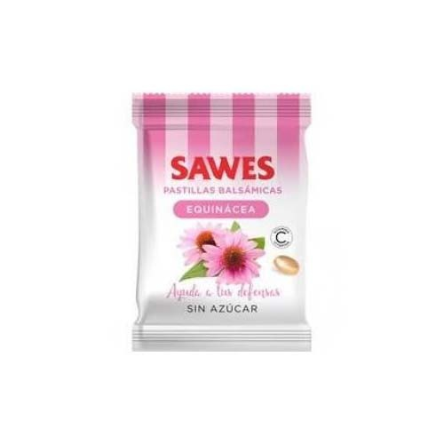 Sawes pastillas balsamicas sin azucar (equinacea 50 g)