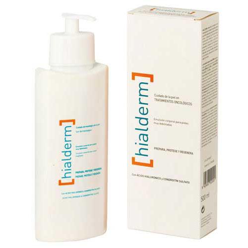 Hialderm emulsion corporal (500 ml)