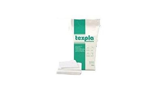 Texpla - aposito tela sin tejer (10 x 10 cm 100 u)