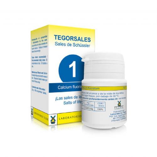 Tegorsales calcium fluoratrum nº1