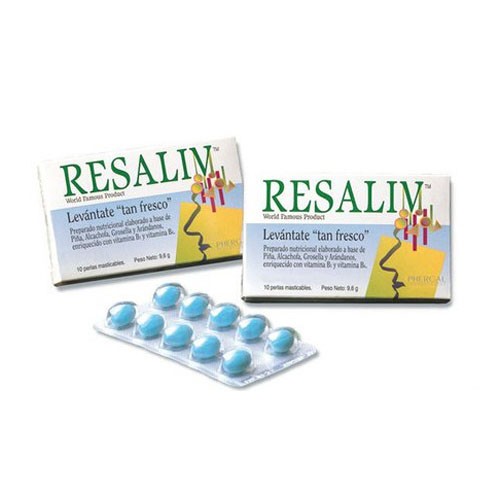 Resalim plus (10 capsulas)