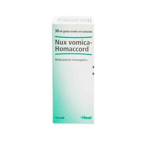 Nux vomica-homaccord gts.30ml.