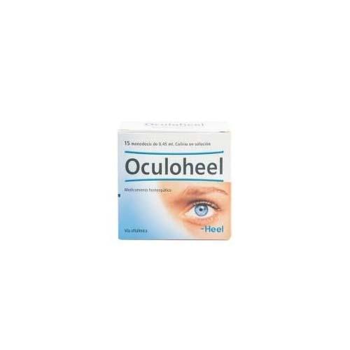 Oculoheel colirio 10 unidosis