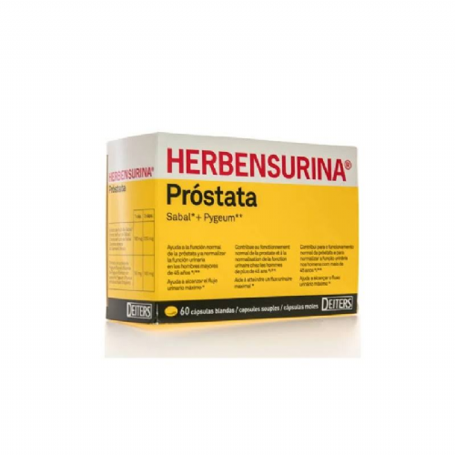 Herbensurina prostata (60 capsulas)