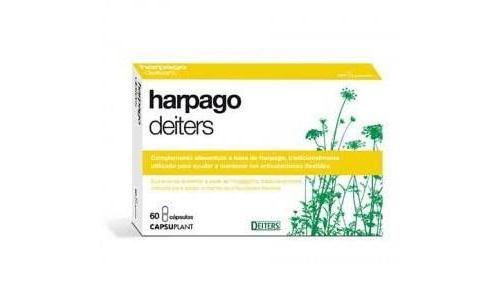 Harpago deiters (350 mg 60 capsulas)