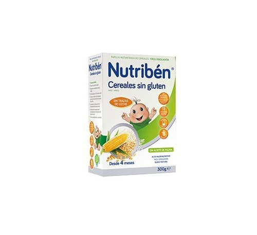 Nutriben cereales sin gluten papilla (300 g)