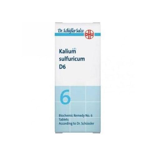 Kalium sulfur 6dcomp