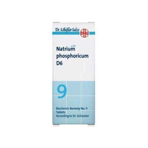 Natrium phosphoricum d6 80c
