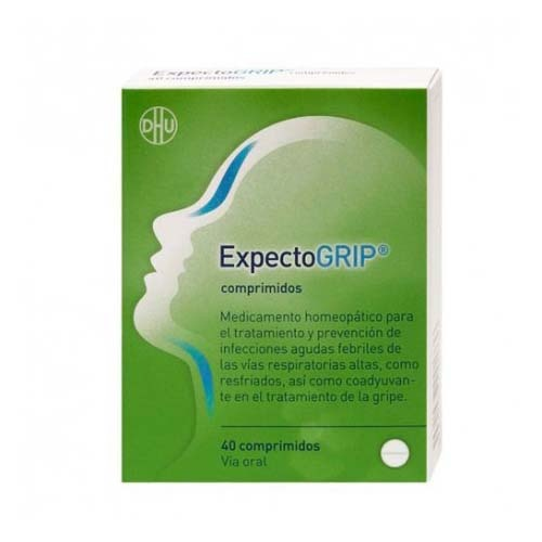 Expectogrip 40 comp