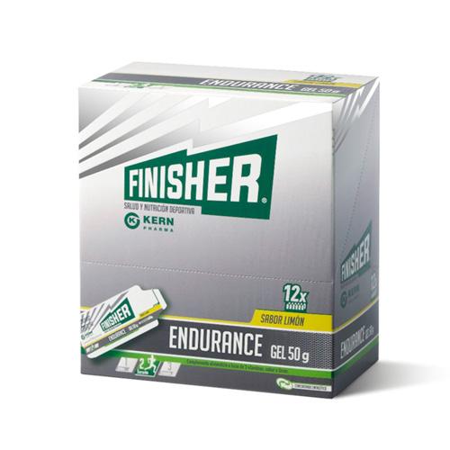 Finisher endurance gel (50 g 12 sobres)