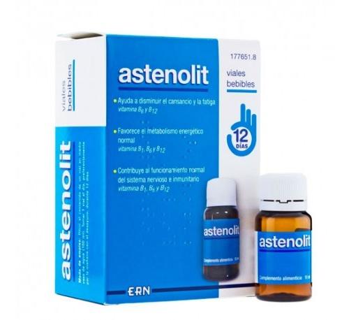 Astenolit (12 viales bebibles)