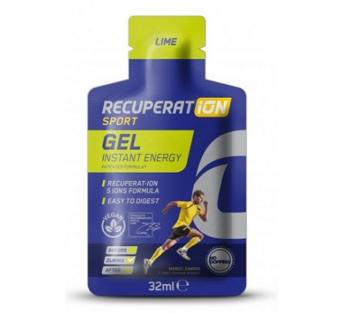 Recuperat-ion sport gel (lime 32 ml 1 sobre)